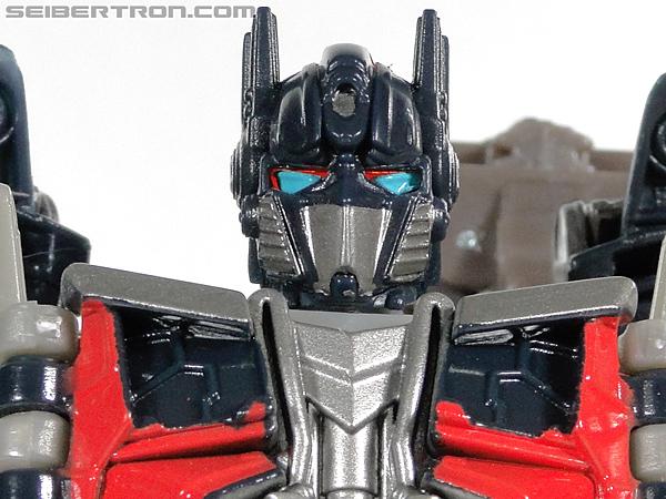 Dark of the Moon Fireburst Optimus Prime gallery