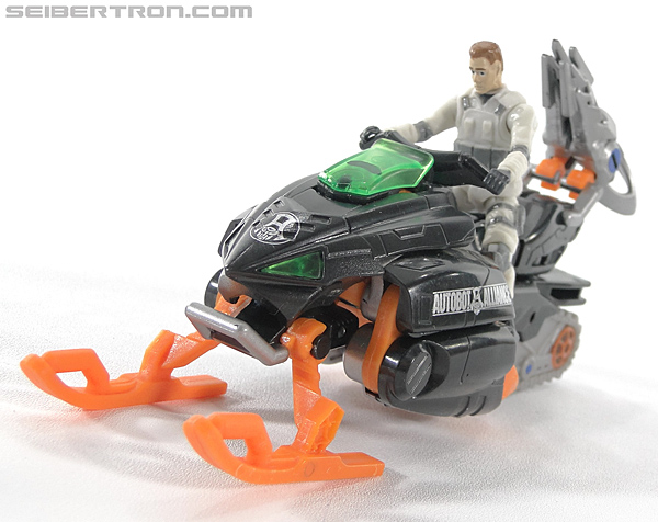 Transformers Dark of the Moon Sergeant Chaos (Flash Freeze Assault) (Image #14 of 73)