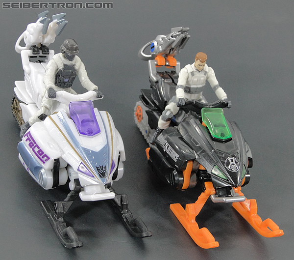 Transformers Dark of the Moon Sergeant Chaos (Flash Freeze Assault) (Image #19 of 73)