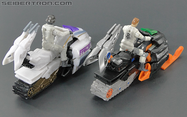 Transformers Dark of the Moon Sergeant Chaos (Flash Freeze Assault) (Image #20 of 73)
