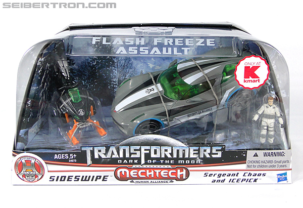 Transformers Dark of the Moon Sideswipe (Flash Freeze Assault) (Image #1 of 137)