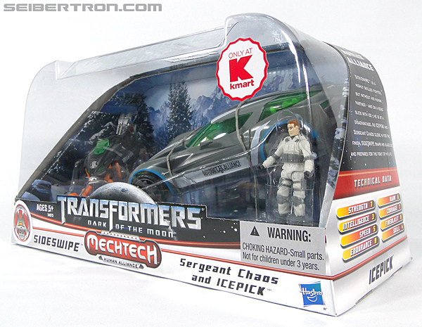 Transformers Dark of the Moon Sideswipe (Flash Freeze Assault) (Image #12 of 137)