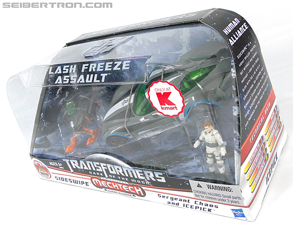 Transformers Dark of the Moon Sideswipe (Flash Freeze Assault) (Image #13 of 137)