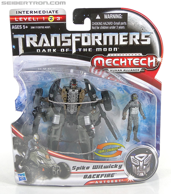 Transformers Dark of the Moon Backfire (Image #1 of 134)