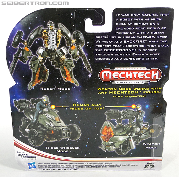 Transformers Dark of the Moon Backfire (Image #6 of 134)