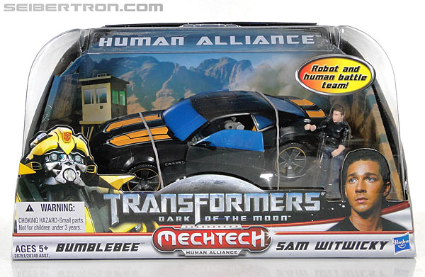 Transformers Dark of the Moon Bumblebee (Image #1 of 150)