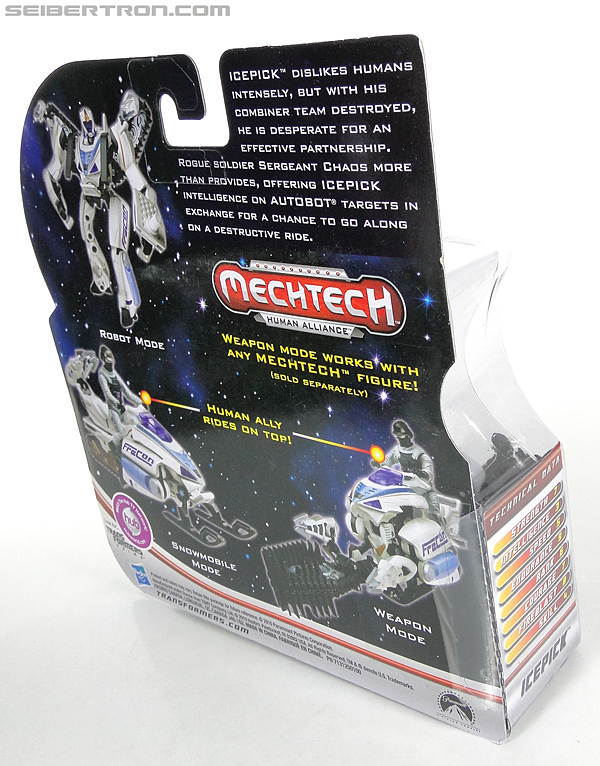 Transformers Dark of the Moon Icepick (Image #5 of 132)