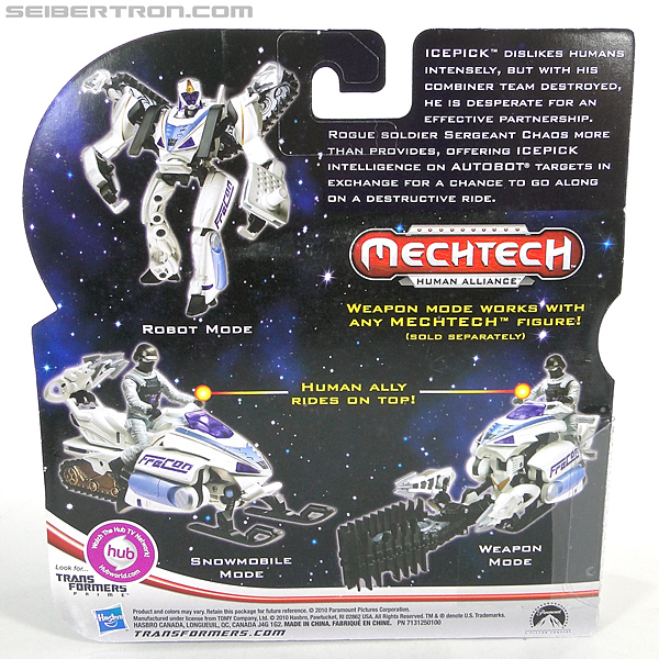 Transformers Dark of the Moon Icepick (Image #6 of 132)