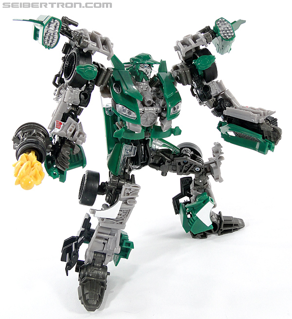 New Toy Galleries: Transformers Dark of the Moon Human ...