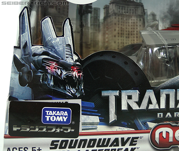 Transformers Dark of the Moon Soundwave (Image #8 of 226)