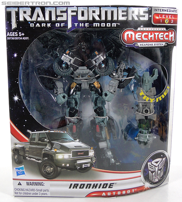 Transformers Dark of the Moon Ironhide (Image #1 of 163)