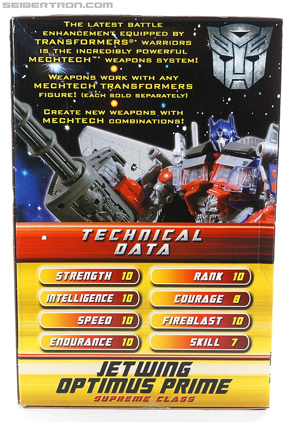 Transformers Dark of the Moon Jetwing Optimus Prime (Black Version) (Image #6 of 279)