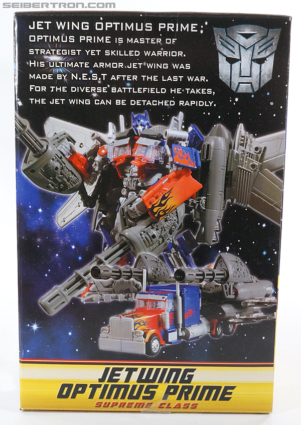 Transformers Dark of the Moon Jetwing Optimus Prime (Black Version) (Image #17 of 279)