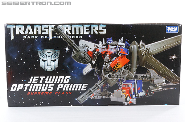 Transformers Dark of the Moon Jetwing Optimus Prime (Black Version) (Image #20 of 279)