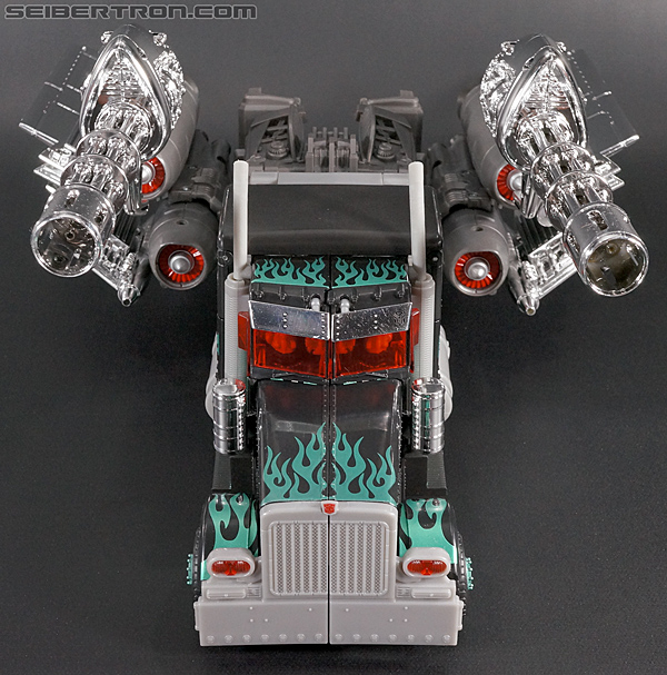 Transformers Dark of the Moon Jetwing Optimus Prime (Black Version) (Image #23 of 279)