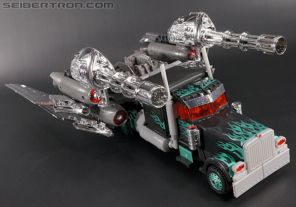 Transformers Dark of the Moon Jetwing Optimus Prime (Black Version) (Image #24 of 279)