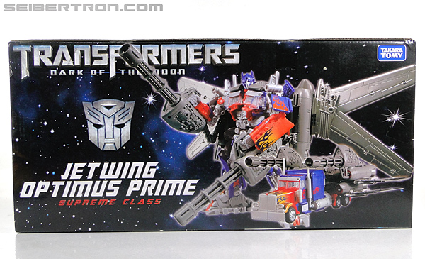 Transformers Dark of the Moon Jetwing Optimus Prime (Image #25 of 300)