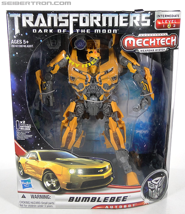 Transformers Dark of the Moon Bumblebee (Image #1 of 180)