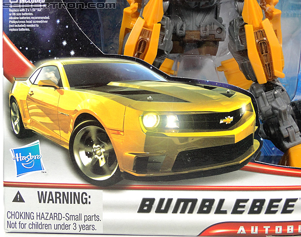 Transformers Dark of the Moon Bumblebee (Image #3 of 180)