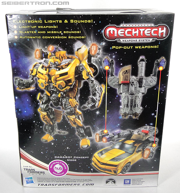Transformers Dark of the Moon Bumblebee (Image #9 of 180)