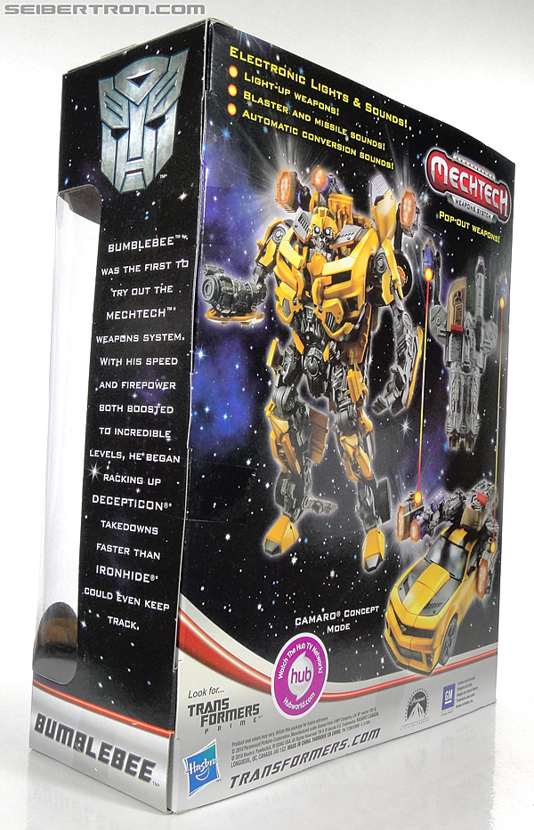 Transformers Dark of the Moon Bumblebee (Image #12 of 180)