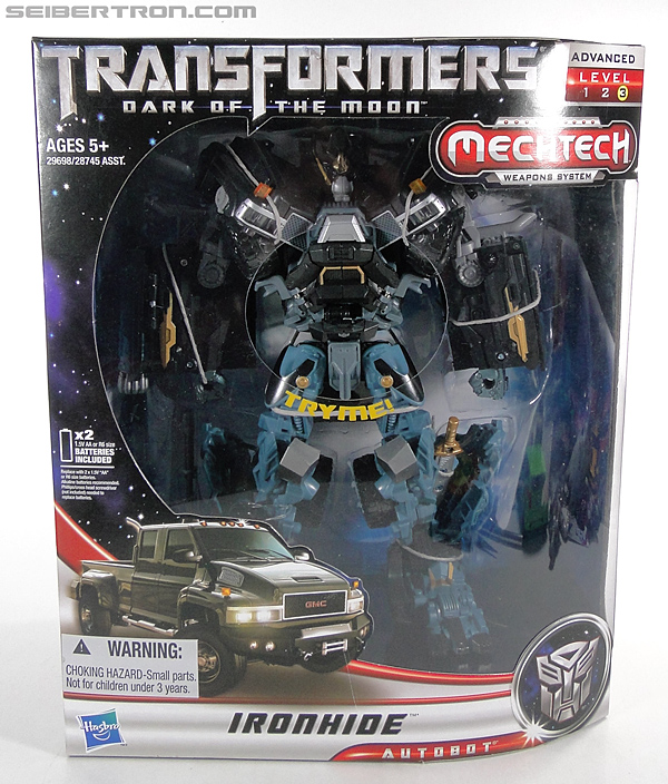 Transformers Dark of the Moon Ironhide (Image #1 of 180)