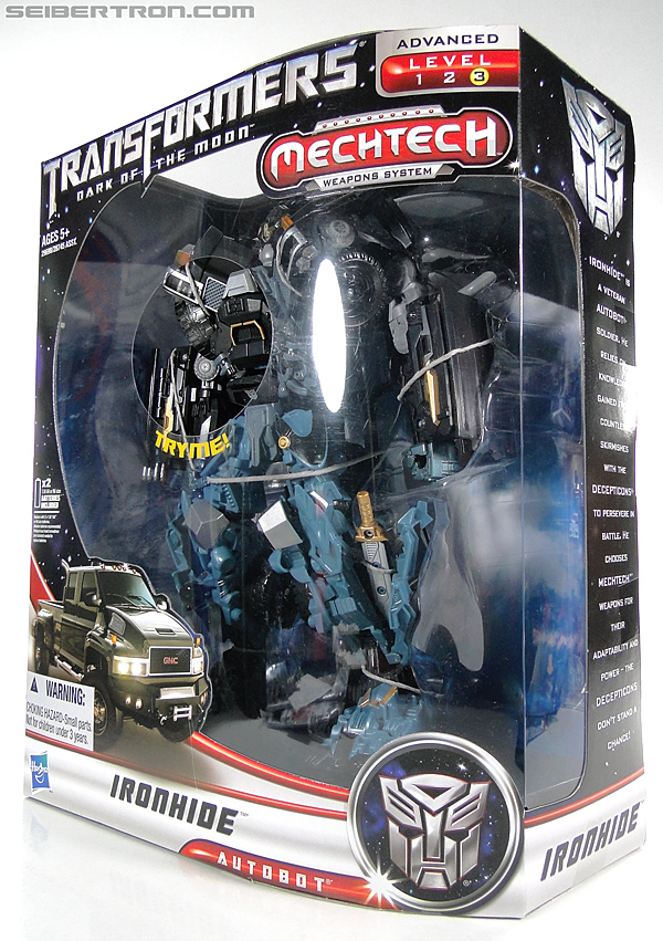 Transformers Dark of the Moon Ironhide (Image #14 of 180)
