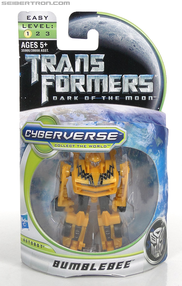 Transformers Dark of the Moon Bolt Bumblebee (Image #1 of 86)