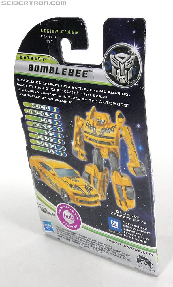 Transformers Dark of the Moon Bolt Bumblebee (Image #4 of 86)