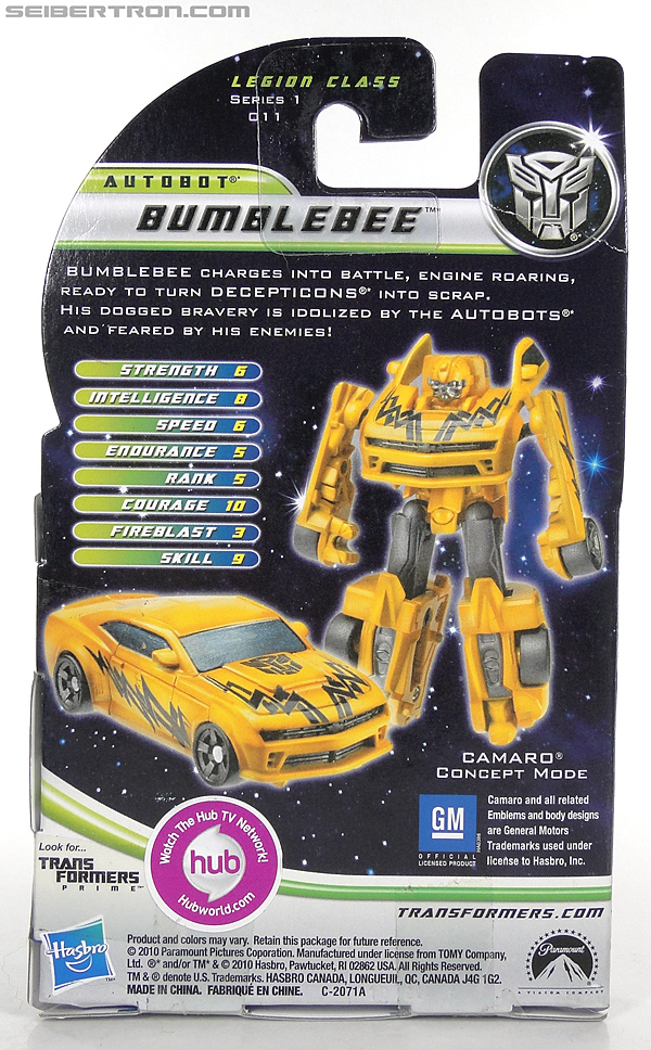 Transformers Dark of the Moon Bolt Bumblebee (Image #5 of 86)