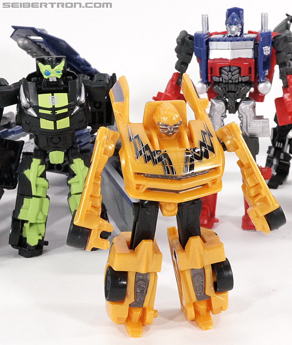 Transformers Dark of the Moon Bolt Bumblebee (Image #83 of 86)