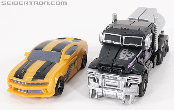 Transformers Dark of the Moon Bumblebee (Target) (Image #20 of 70)