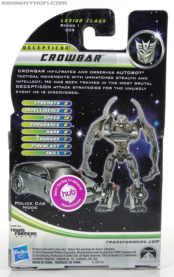 Transformers Dark of the Moon Crowbar (Image #5 of 94)