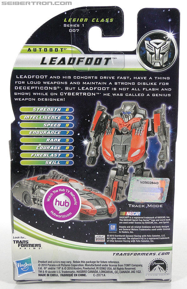 Transformers Dark of the Moon Leadfoot (Image #5 of 96)