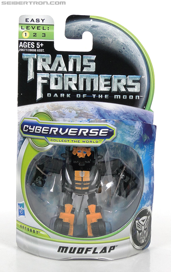 Transformers Dark of the Moon Mudflap (Image #1 of 90)