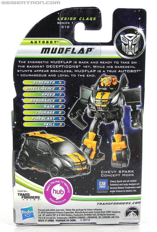 Transformers Dark of the Moon Mudflap (Image #5 of 90)