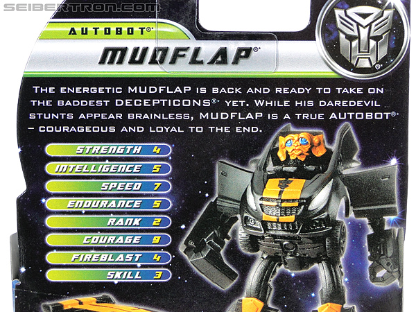 Transformers Dark of the Moon Mudflap (Image #6 of 90)