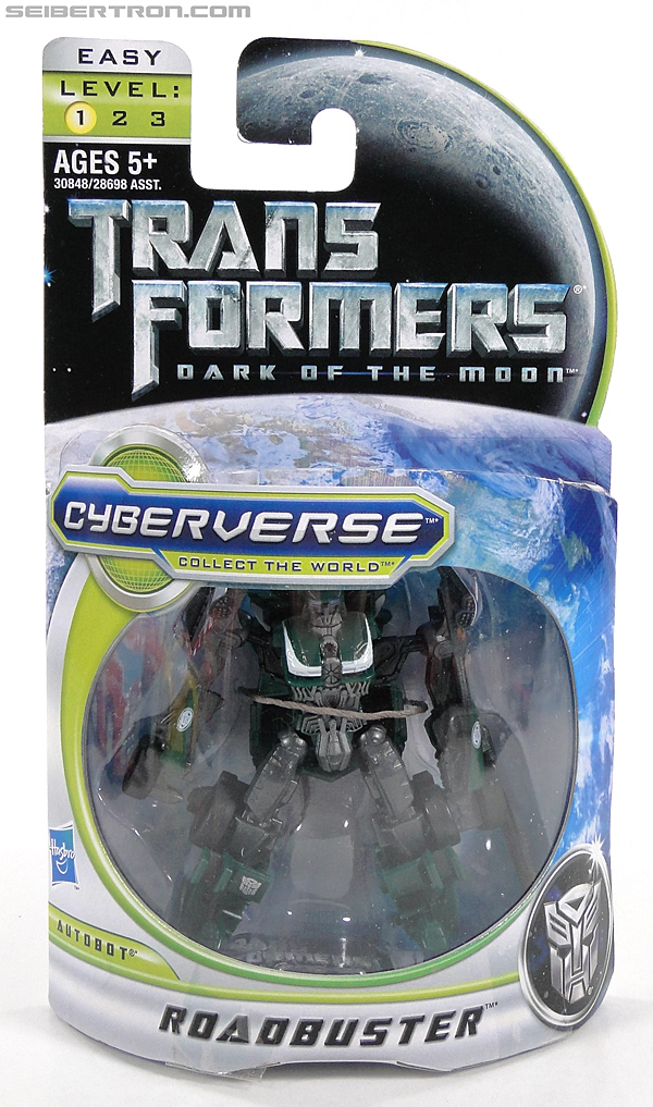 Transformers Dark of the Moon Roadbuster (Image #1 of 83)
