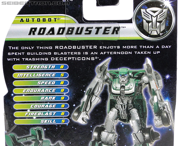 Transformers Dark of the Moon Roadbuster (Image #6 of 83)