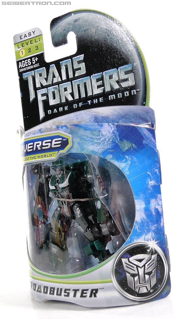 Transformers Dark of the Moon Roadbuster (Image #9 of 83)