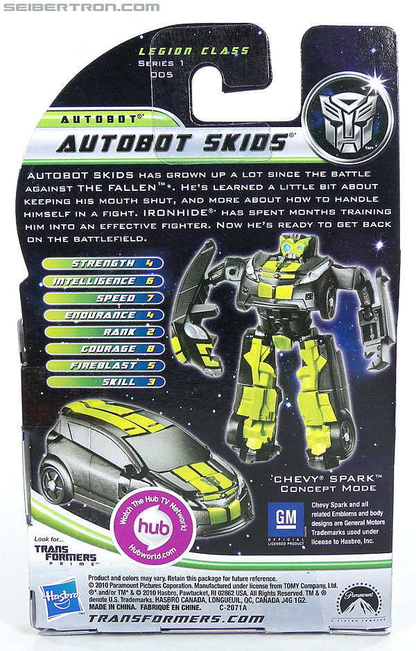 Transformers Dark of the Moon Skids (Image #7 of 107)