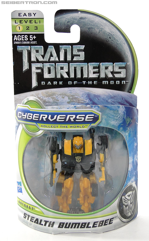 Transformers Dark of the Moon Stealth Bumblebee (Image #1 of 95)