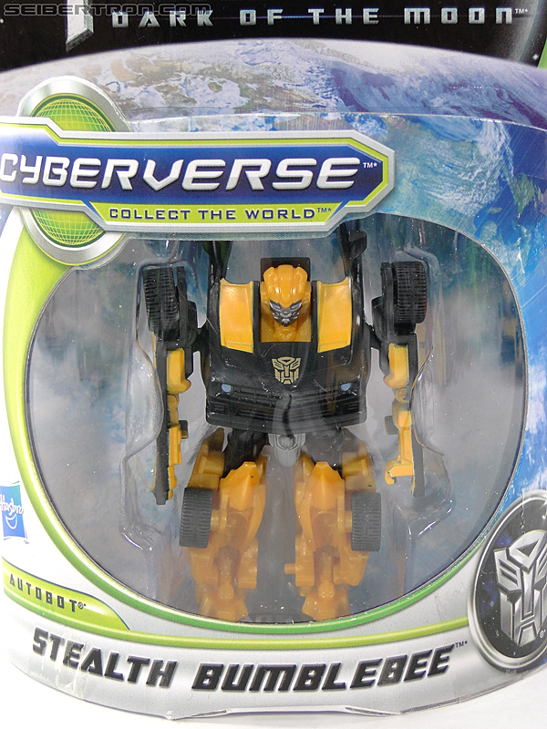 Transformers Dark of the Moon Stealth Bumblebee (Image #2 of 95)