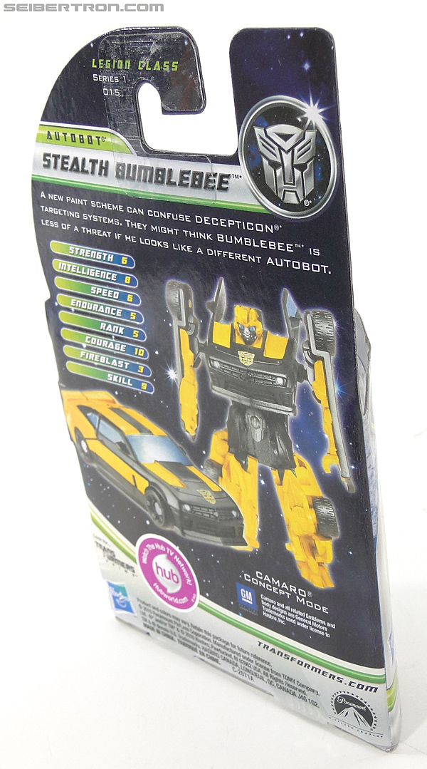 Transformers Dark of the Moon Stealth Bumblebee (Image #4 of 95)