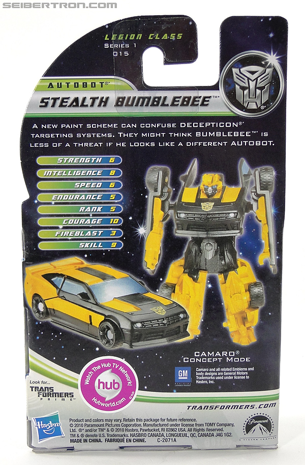 Transformers Dark of the Moon Stealth Bumblebee (Image #5 of 95)
