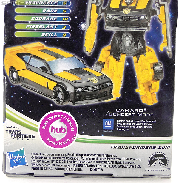 Transformers Dark of the Moon Stealth Bumblebee (Image #7 of 95)