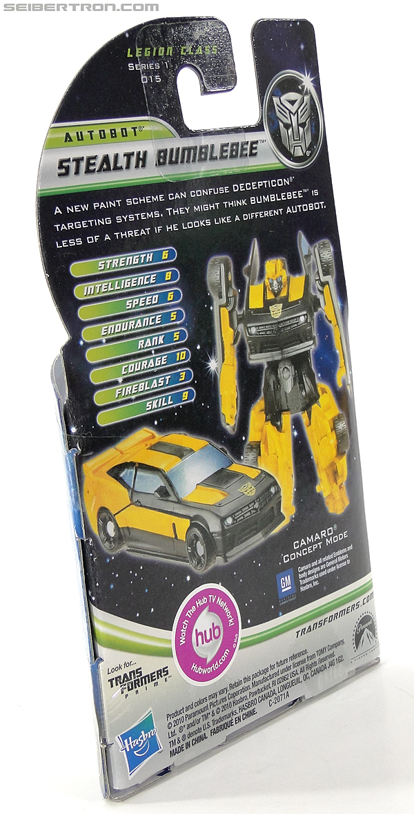 Transformers Dark of the Moon Stealth Bumblebee (Image #8 of 95)