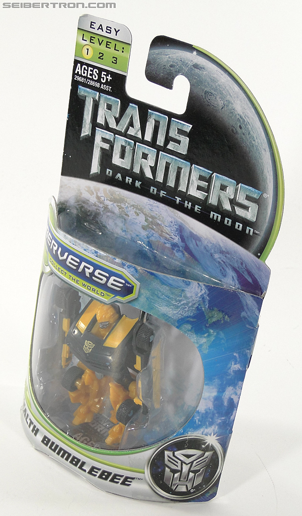 Transformers Dark of the Moon Stealth Bumblebee (Image #10 of 95)
