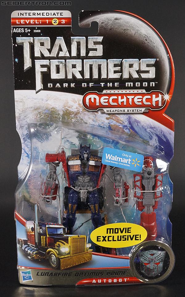 Transformers Dark of the Moon Lunarfire Optimus Prime (Image #1 of 154)