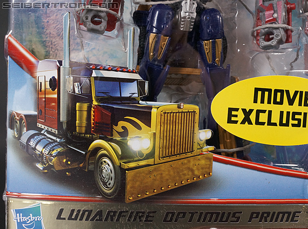 Transformers Dark of the Moon Lunarfire Optimus Prime (Image #5 of 154)